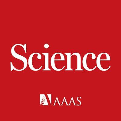 Science Magazine (@ScienceMagazine) Twitter profile photo