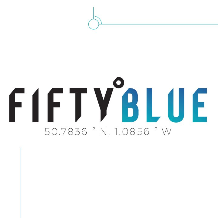Fifty Blue