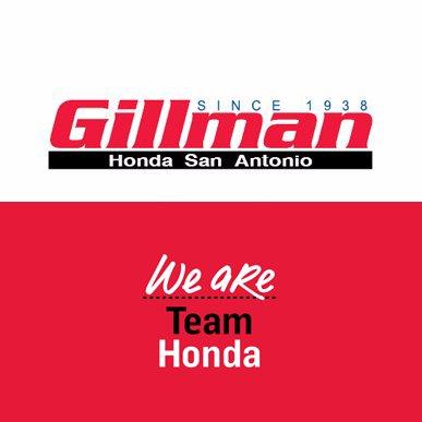 Gillman Honda San Antonio Gillmanhondasa Twitter