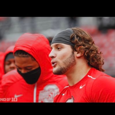 Nick Bosa (@nbsmallerbear) Twitter profile photo