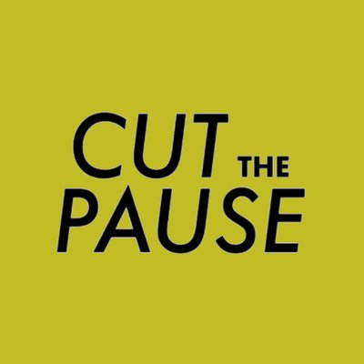 Cut The Pause (@CutThePause) Twitter profile photo