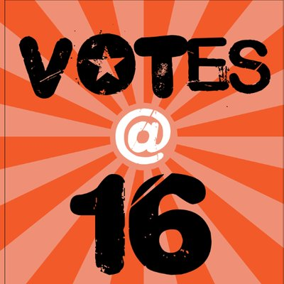 Youth Suffrage (@Right_to_Vote16) Twitter profile photo