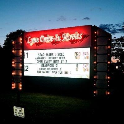 Lynn drive in theater