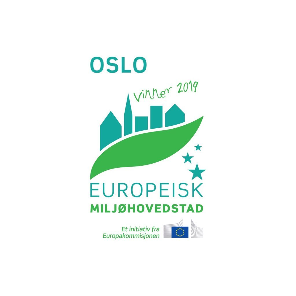 7b0a9b16e Oslo European Green Capital 2019 on Twitter: