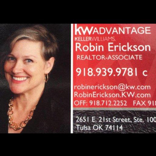 Robin Sells Tulsa