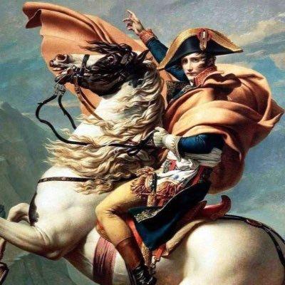 ナポレオン・ボナパルト (@JgfZ6...