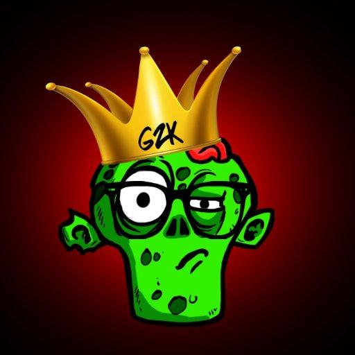 Geeky Zombie King