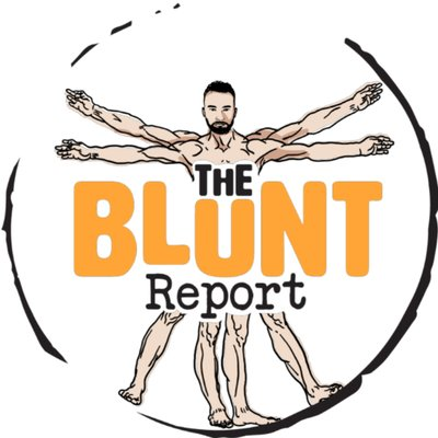 The Blunt Report on Twitter: