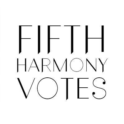Fifth Harmony Votes