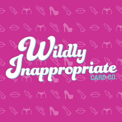Wildly Inappropriate Card Co  on Twitter: