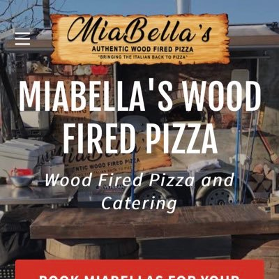 Details about  /Wood Fired Pizza Food Truck
