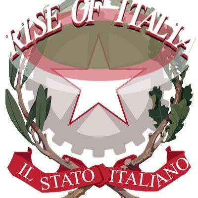 Rise of Italia - A Hearts of Iron 4 Mod (@RiseofItalyHoI4
