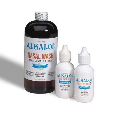 Alkalol Nasal Wash on Twitter: