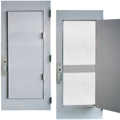 Gentil Secure Vented Door Solutions