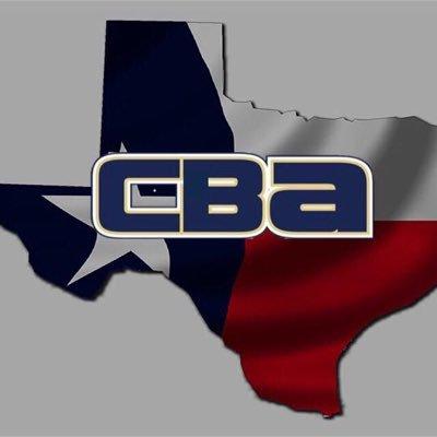 CBA TEXAS (@cba_texas) Twitter profile photo