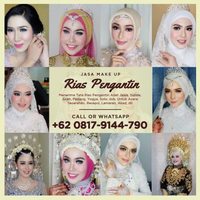 Paketriaspengantin على تويتر Paket Make Up Rias Pengantin
