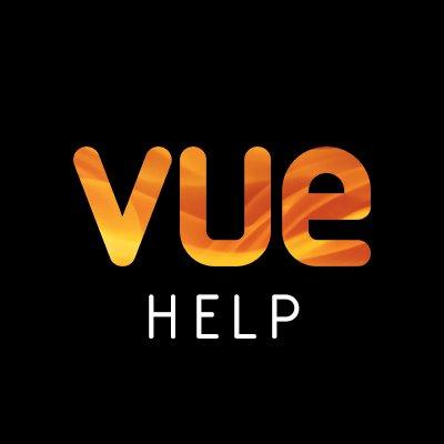 Vue Cinemas Help