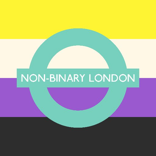 Non-binary London on Twitter: