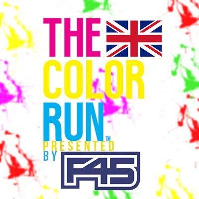 Logo de la société The Color Run UK