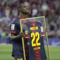 Eric Abidal (@EAbidalOfficial) Twitter profile photo