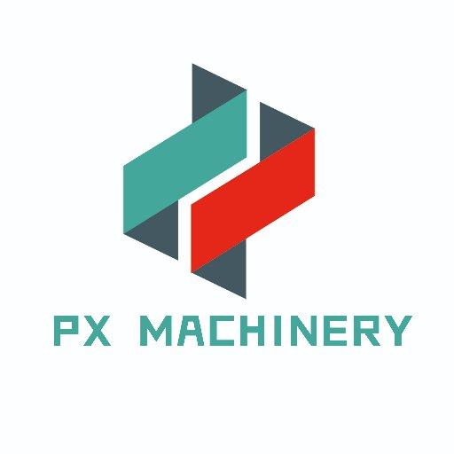 PX MACHINERY CO , LTD on Twitter: