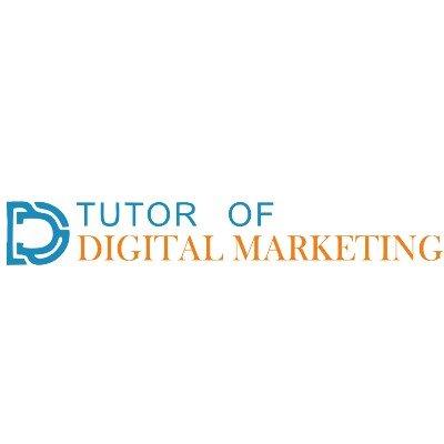Tutor of digital marketing (@tutorofdigital) | Twitter