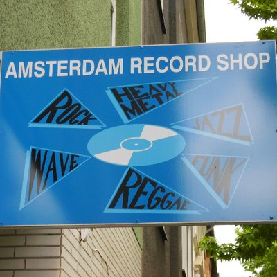 AmsterdamRecordShop on Twitter