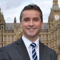 Angus B MacNeil MP