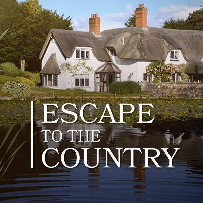 Image result for escape to the country