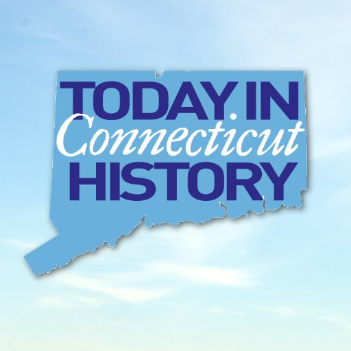 Tweets & R/Ts about Connecticut history-related news & events. Curated by the CT State Historian's office. Always looking for good #CThistory stories to share!