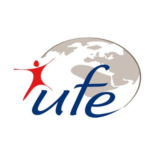 Logo de la société Union des Français de l'Étranger