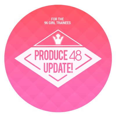 PRODUCE48 Update! (@PRODUCE48UPDATE) | Twitter