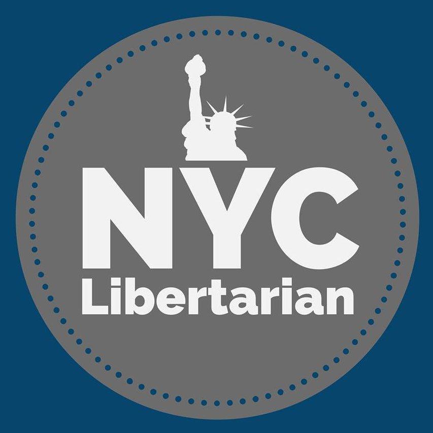 NYC Libertarian 🦔🗽 Vote Jo Jorgensen 2020 👩🎤
