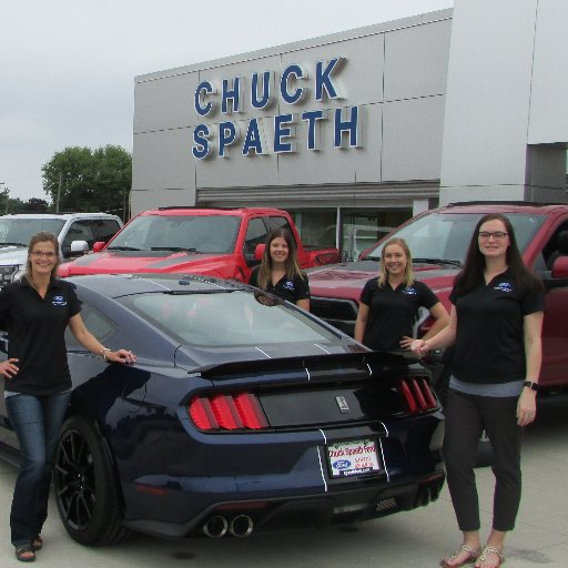 Chuck Spaeth Ford >> Chuck Spaeth Ford Chuckspaethford Twitter