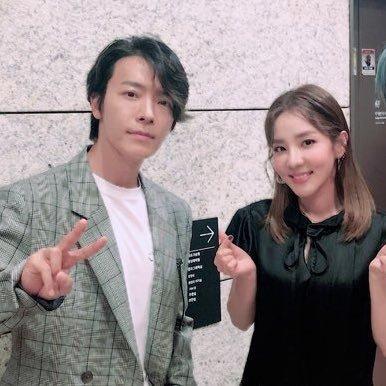 donghae and dara dating 2014