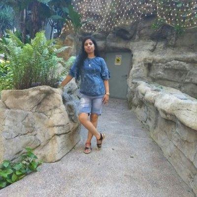 Shivani Garg's Twitter Profile Picture