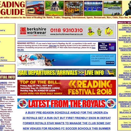 Reading-Guide.co.uk