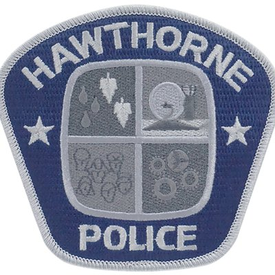 hawthorne police hawthornepd twitter