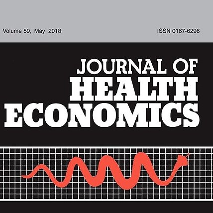 Journal Of Health Economics Jhealthecon Twitter