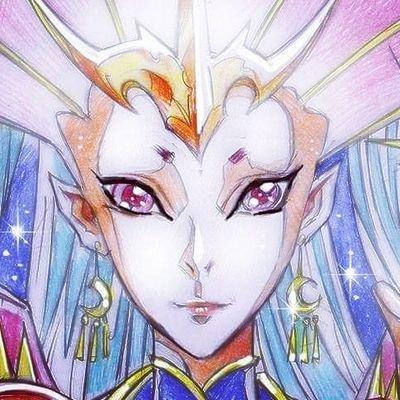Alien Anime Concept Art