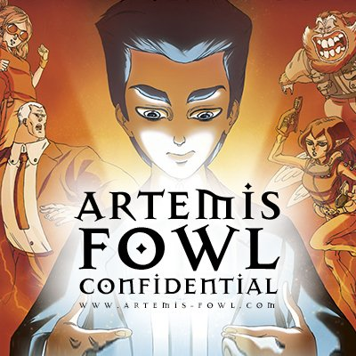 Artemis Fowl On Twitter First Look Holly Short Mulch