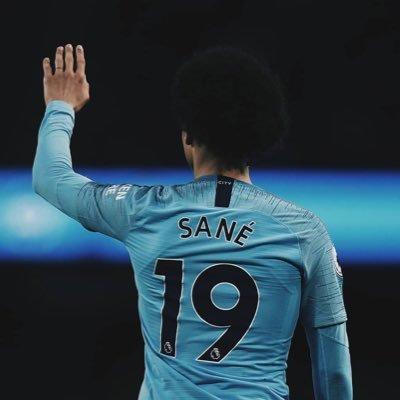 Leroy Sané At Leroysane19 Twitter