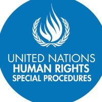 UN Special Procedures (@UN_SPExperts )