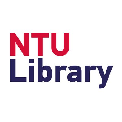 NTU Library (@NTUsgLibrary) | Twitter