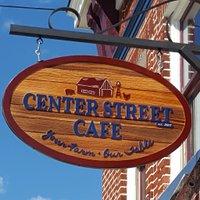 Center Street Cafe
