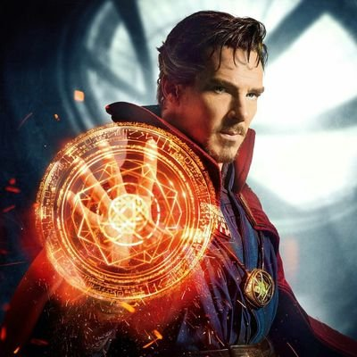 Doctor Strange's Twitter Profile Picture