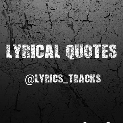 Lyrical Quotes On Twitter No Such Thing As A Life Thats Better