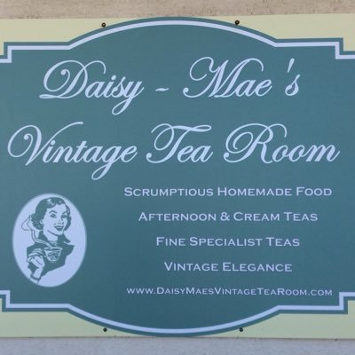 Daisymaesvintagetearoom On Twitter Lovely View From My