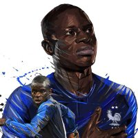 N'Golo Kanté (@nglkante) Twitter profile photo