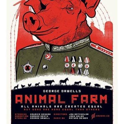 Animal Farm 60 Quotes Quotesfarm Twitter New Animal Farm Quotes